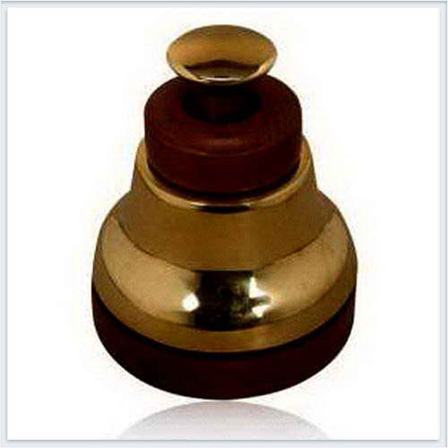 Кнопка-звонок механич. для приемной 80дБ Zamel (Замель) - PDB 234