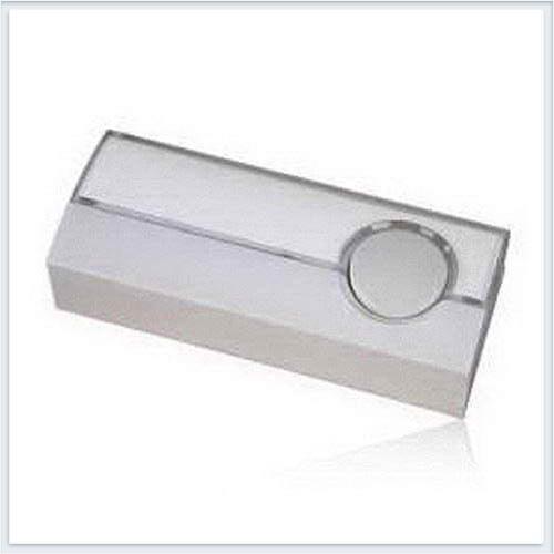Кнопка звонковая с подсветкой 220V Zamel (Замель) - PDJ 213/P