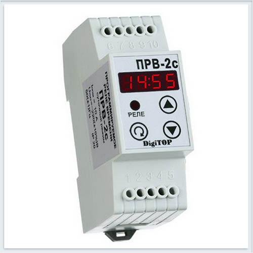 реле времени, ПРВ-2с, Измерительные приборы, Реле времени DigiTOP