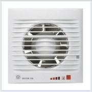 Вентилятор накладной Decor 100CH Visual Soler Palau