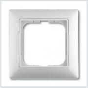 Рамка 1-ая белая ABB Basic 55 1725-0-1479