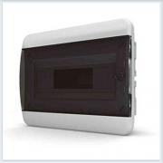 Щит встраиваемый 12 модулей прозрачная дверь Tekfor - BVK 40-12-1