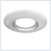 Точечный Светильник для натяжных - подвесных и реечных потолков Gauss Metal Exclusive Круглый Хром - CA057