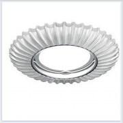 Точечный Светильник для натяжных - подвесных и реечных потолков Gauss Metal Exclusive Круглый Хром - CA064
