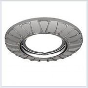 Точечный Светильник для натяжных - подвесных и реечных потолков Gauss Metal Exclusive Круглый Титан - CA066