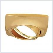 Точечный Светильник для натяжных - подвесных и реечных потолков Gauss Metal Exclusive Круглый Золото - CA070