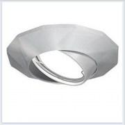 Точечный Светильник для натяжных - подвесных и реечных потолков Gauss Metal Exclusive Круглый Матовый алюминий - CA080