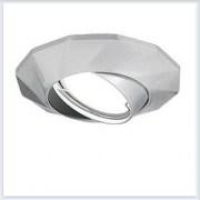 Точечный Светильник для натяжных - подвесных и реечных потолков Gauss Metal Exclusive Круглый Хром - CA081