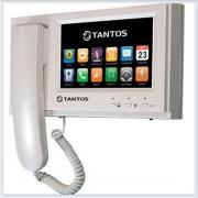 Домофоны и видеонаблюдение - Домофоны с кнопочным управлением - Tantos LOKI - SD