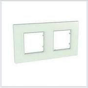 Unica Quadro Матовое стекло Рамка 2-ая - MGU2.704.17