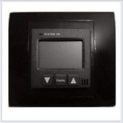 Термостат со встроенным датчиком воздуха Frontier TH-0502R графит