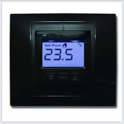 Термостат со встроенным датчиком воздуха Frontier TH-0502R черный