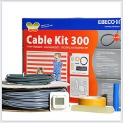Нагревательный кабель EBECO-CK18 1750 на площадь укладки 12,5-14,0m2