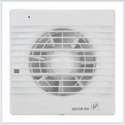Вентилятор Decor 200CH накладной Soler Palau