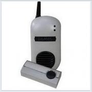Звонок беспроводной Bulik c герметичной кнопкой Zamel (Замель) - DRS 982К