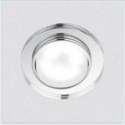 Светильник GX53 G8060 CH хром-прозрачный