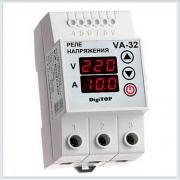 Реле напряжения, VА-32, Измерительные приборы, Реле напряжения DigiTOP
