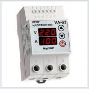 Реле напряжения, VА-63, Измерительные приборы, Реле напряжения DigiTOP