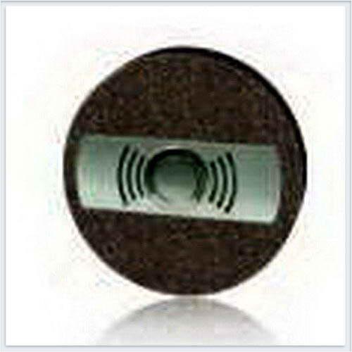 Кнопка звонка декоративная круглая Zamel (Замель) - PDK 252