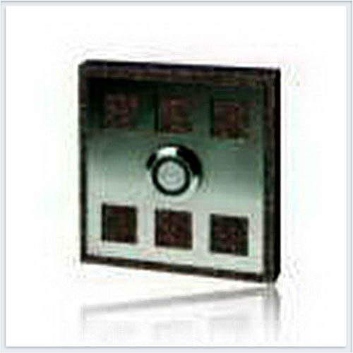 Кнопка звонка декоративная квадратная Zamel (Замель) - PDK 251