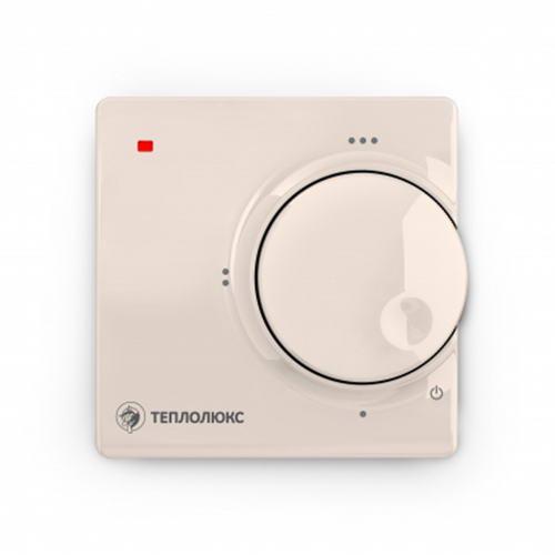 Регулятор теплого пола Теплолюкс ТР 510 кремовый