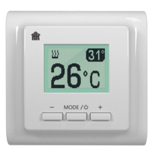 Терморегулятор для теплого пола ТР 711 белый Национальный Комфорт